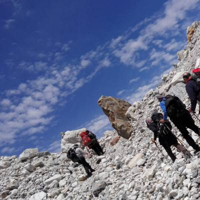 high passes trekking in Nepal