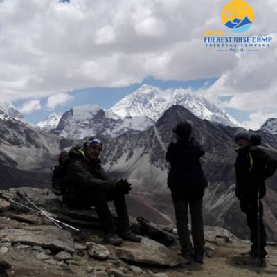 Everest base camp Gokyo Lake Trekking