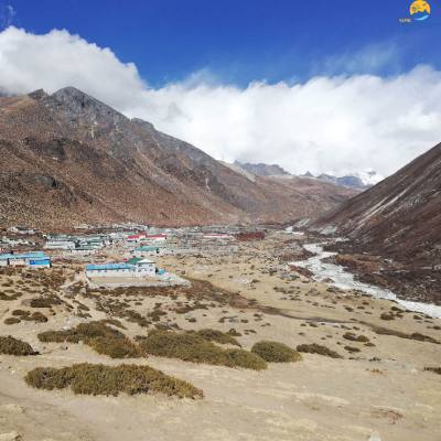 EBC Trek ( Everest base camp trek 14 days)