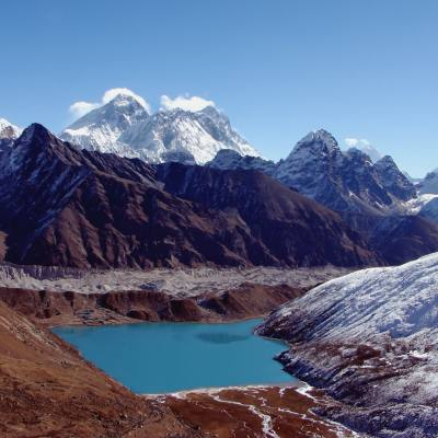 Everest Chola, Gokyo, Renjo La Pass Trek